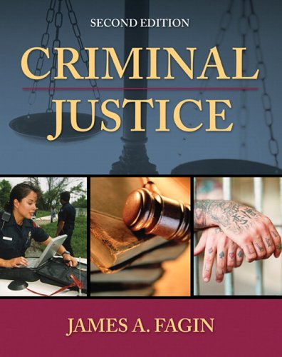 Criminal Justice  2nd 2007 (Revised) 9780205478934 Front Cover