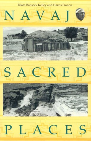 Navajo Sacred Places  N/A edition cover