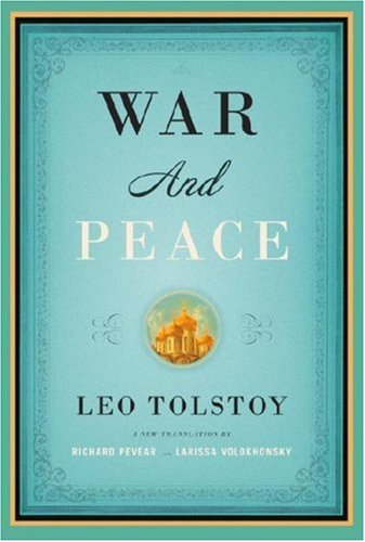 War and Peace   2007 edition cover