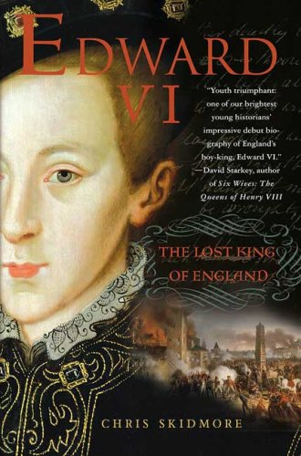 Edward VI The Lost King of England  2009 edition cover