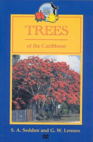 Trees of the Caribbean (Caribbean Pocket Natural History Series) N/A edition cover