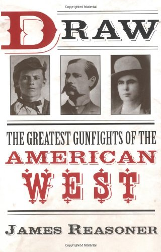 Draw The Greatest Gunfights of the American West  2003 edition cover