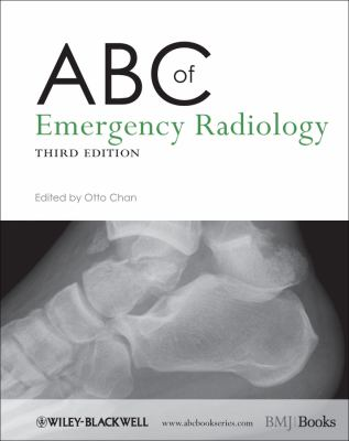 ABC of Emergency Radiology  3rd 2013 edition cover