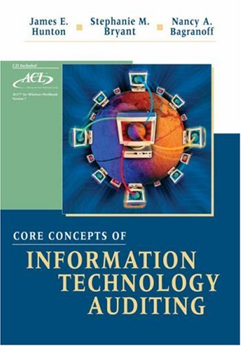 Core Concepts of Information Technology Auditing   2004 edition cover
