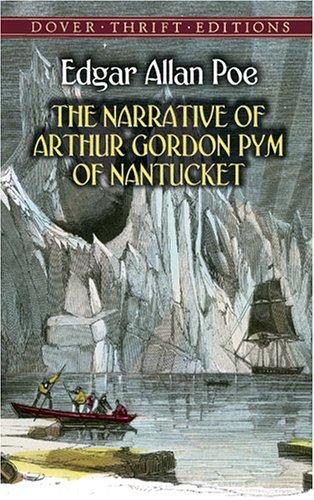 Narrative of Arthur Gordon Pym of Nantucket   2005 edition cover