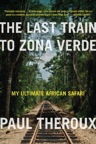 Last Train to Zona Verde   2013 edition cover