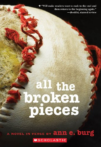 All the Broken Pieces  N/A edition cover