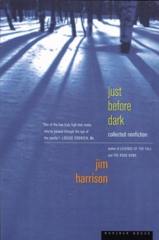 Just Before Dark   1999 edition cover