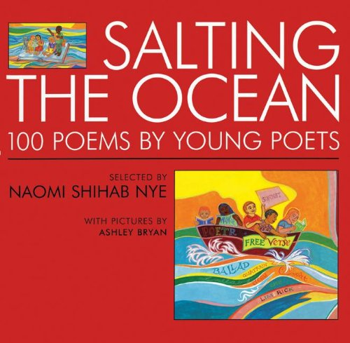 Salting the Ocean 100 Poems by Young Poets  2000 edition cover