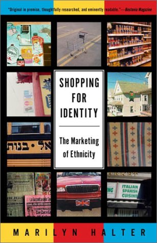 Shopping for Identity The Marketing of Ethnicity  2000 edition cover