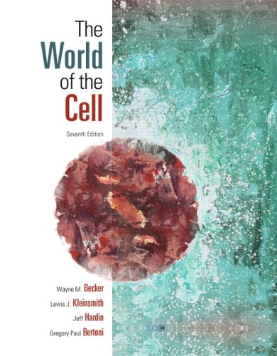 World of the Cell  7th 2009 edition cover