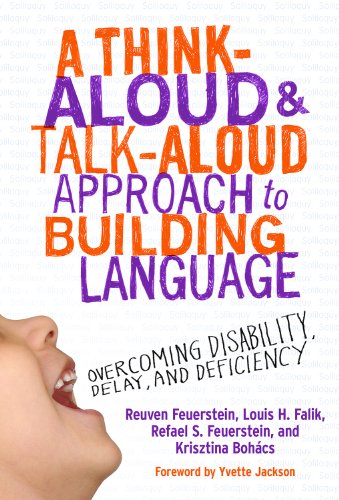 Think-Aloud and Talk-Aloud Approach to Building Language Overcoming Disability, Delay, and Deficiency N/A edition cover