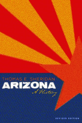 Arizona A History 2nd 2012 (Revised) edition cover