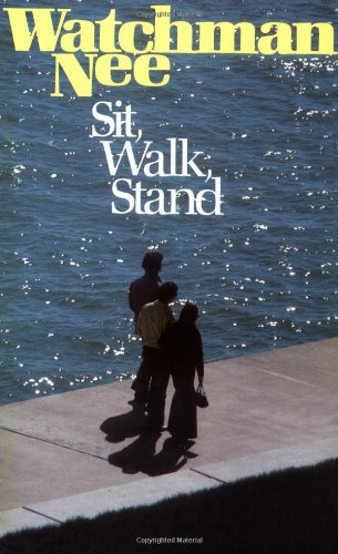 Sit, Walk, Stand   1977 edition cover