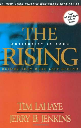 Rising Antichrist Is Born; Before They Were Left Behind  2005 edition cover