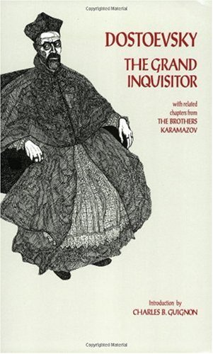 Grand Inquisitor With Related Chapters from the Brothers Karamazov  1993 edition cover