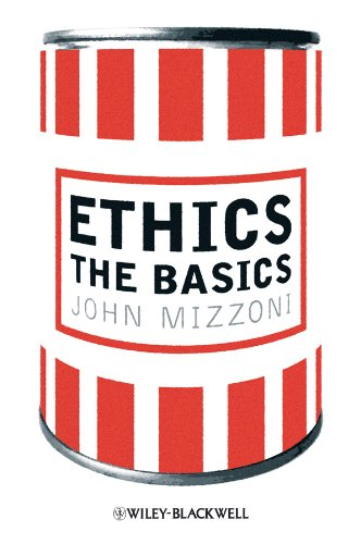 Ethics The Basics  2009 edition cover