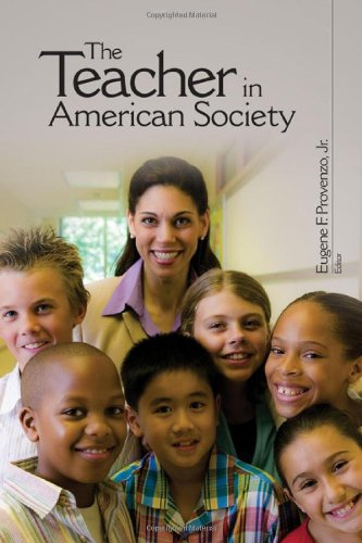 Teacher in American Society A Critical Anthology  2011 edition cover