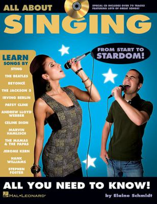 All About Singing  N/A edition cover