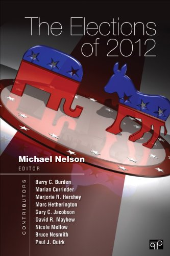 The Elections of 2012:   2013 edition cover