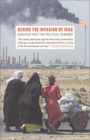 Behind the Invasion of Iraq   2003 edition cover
