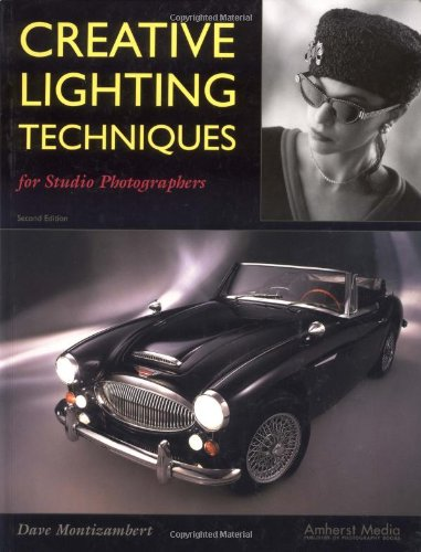 Creative Lighting Techniques for Studio Photographers  2nd 2003 edition cover