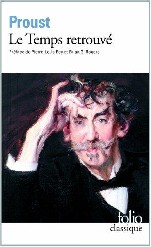 Temps Retrouve  1989 edition cover