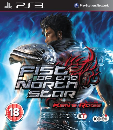 Fist of the North Star - Ken's Rage (PS3) PlayStation 3 artwork