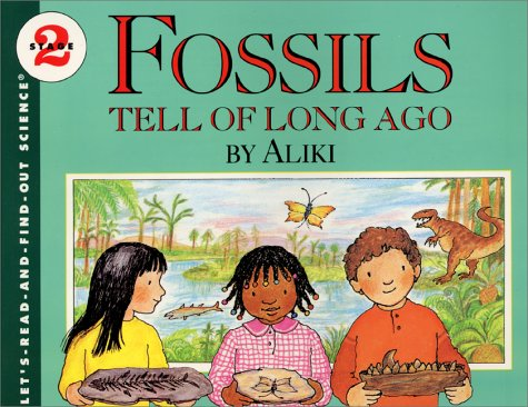 Fossils Tell of Long Ago  Revised edition cover