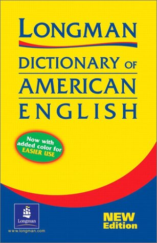 Longman Dictionary of American English, Two Color 2nd 2002 9780130988935 Front Cover