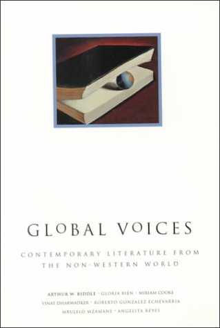 Global Voices Contemporary Literature from the Non-Western World 1st 1995 edition cover