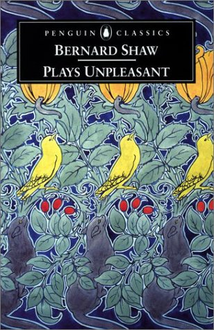 Plays Unpleasant   2000 edition cover