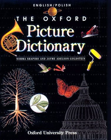 Oxford Picture Dictionary   1998 9780194351935 Front Cover