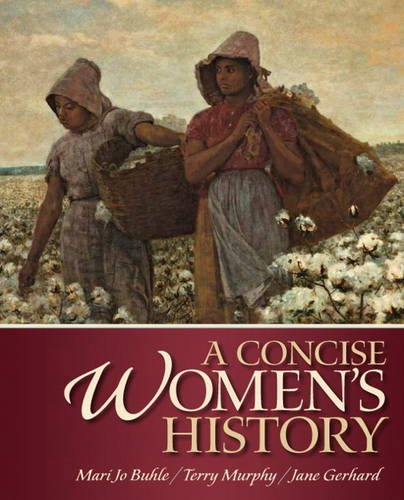 Concise Women's History   2015 edition cover