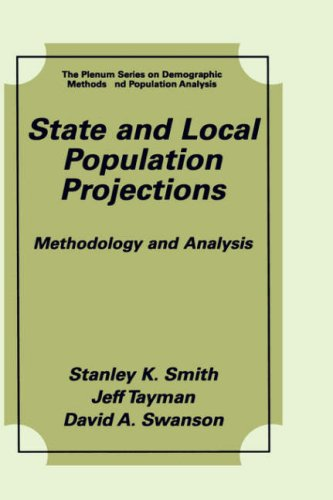State and Local Population Projections Methodology and Analysis  2002 edition cover