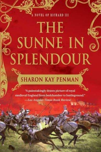 Sunne in Splendour  N/A edition cover