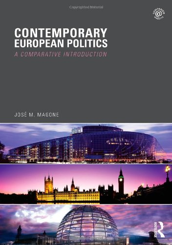 Contemporary European Politics A Comparative Introduction  2011 edition cover