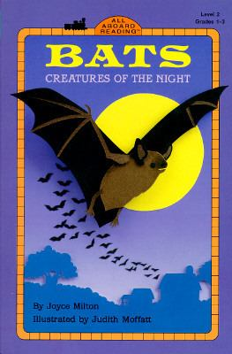 Bats Creatures of the Night N/A edition cover
