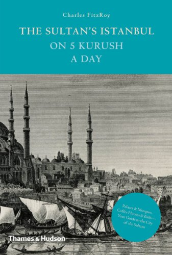 Sultan's Istanbul on 5 Kurush a Day   2013 9780500251935 Front Cover