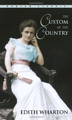 Custom of the Country  N/A edition cover