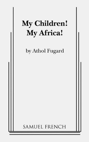 My Children! My Africa!  1990 edition cover