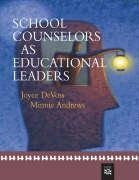 School Counselors as Educational Leaders   2006 edition cover