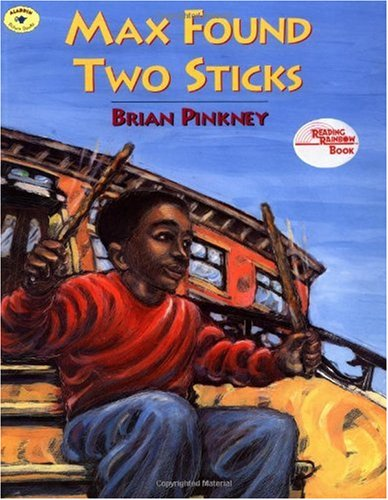 Max Found Two Sticks   1997 edition cover