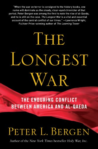 Longest War The Enduring Conflict Between America and Al-Qaeda  2011 9780743278935 Front Cover