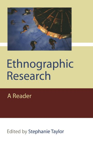Ethnographic Research A Reader  2002 9780761973935 Front Cover