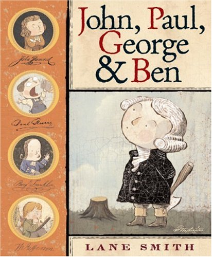 John, Paul, George and Ben   2006 edition cover