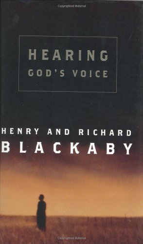 Hearing God's Voice   2002 edition cover