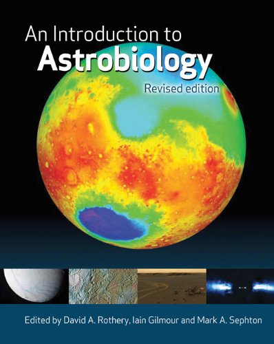 Introduction to Astrobiology  2nd 2011 (Revised) edition cover