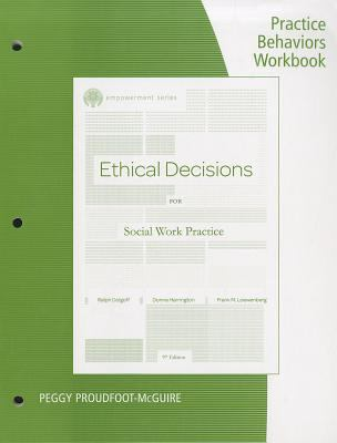 Ethical Decisions for Social Work Practice  9th 2012 (Workbook) edition cover