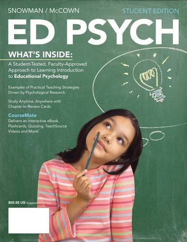 ED PSYCH   2013 edition cover
